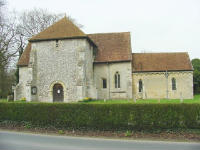 Bulford Church
