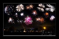 Durrington Fireworks 2016