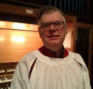 Paul Coldicott, Organist and Director of Music