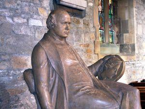 Chantrey Sculpture at St James