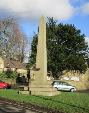 Chantrey obelisk