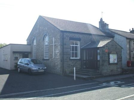 Hollins lane Methodist Church
