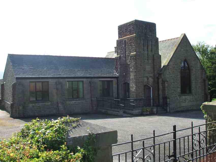 Dolphinholme Methodist Church