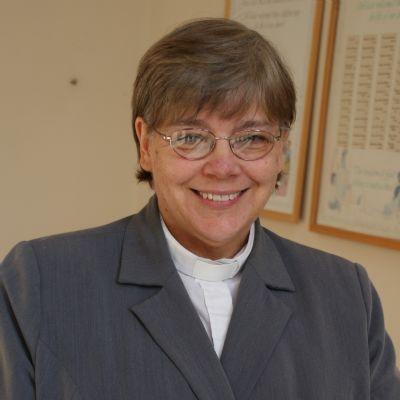 Reverend Janet Titterton