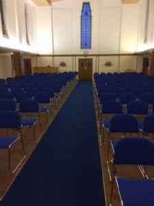 Church from Chancel
