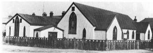 Tin Tabernacle the original Methodist Church