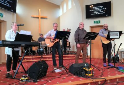 Cafe Jam at Formby Methodist Church