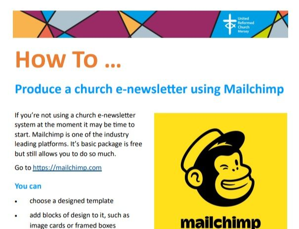 Mailchimp guide image
