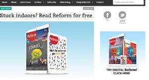 Reform online image