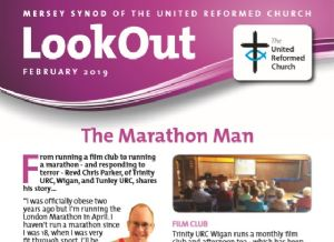 February Lookout front page image