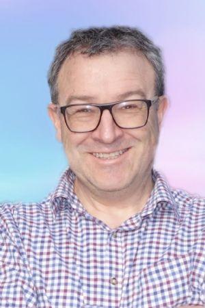 Revd Geoff Felton, new Moderator