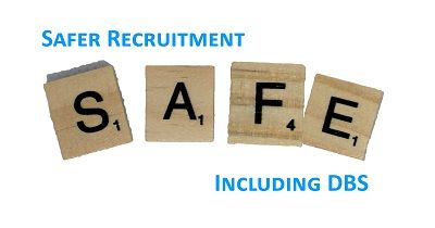 Click here to go to safer recruitment