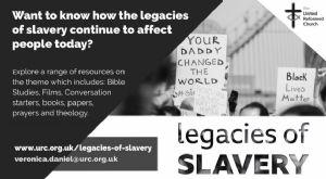 Slavery flyer