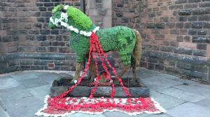 Plant horse