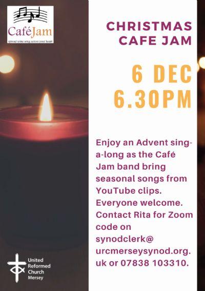 Cafe Jam poster