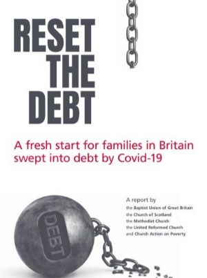 Reset the debt image