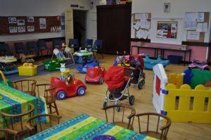 Toddler space