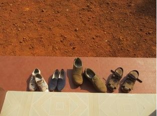 Shoes in India