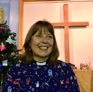 Rev. Gillian Thomson