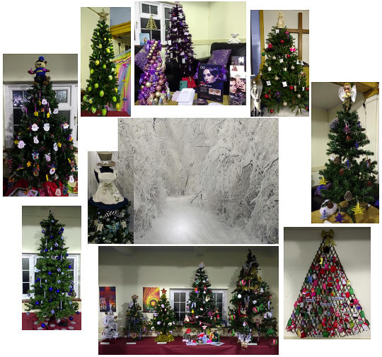 Christmas Tree Festival, 30/11/2019 - 1/12/2019