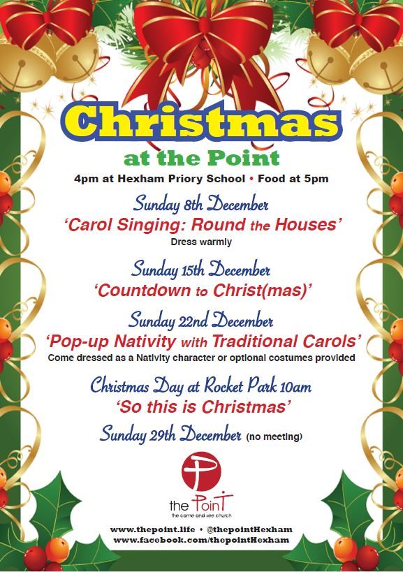 Christmas at the Point