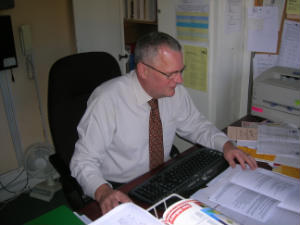 Our Administrator, David