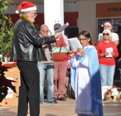 Carols at Parque Comercial