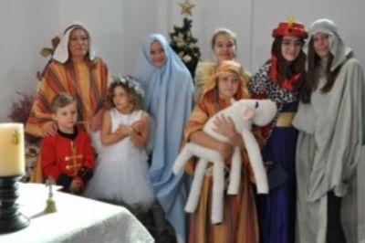 Llanos Nativity