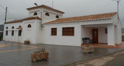 Llanos Chapel