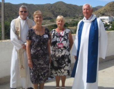 New Church Wardens