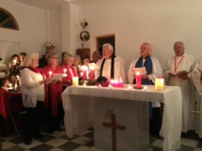 Carols by Candlelight - Llanos