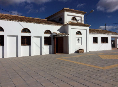 Llanos Church
