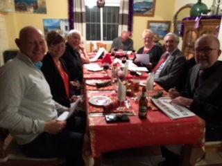 Aljambra Christmas Dinner