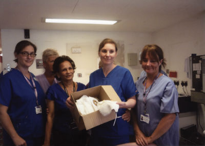 mirlees ward staff