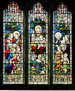 Restored West Window