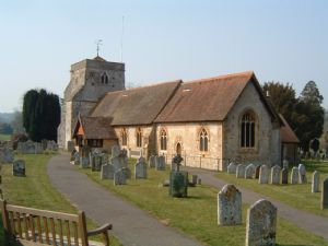 St Mary the Virgin Frensham