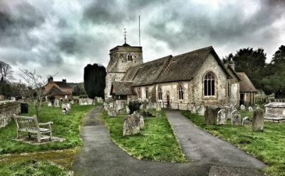 Church cloud