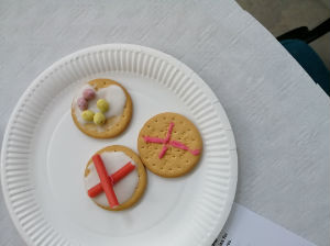 Cross Biscuits