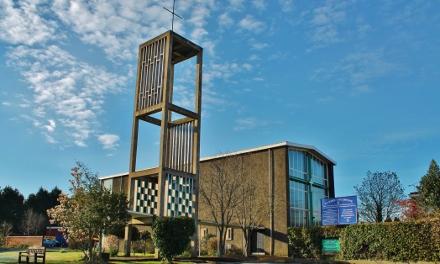 church external view