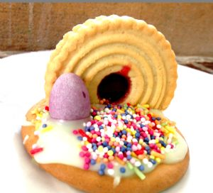 Biscuit tomb