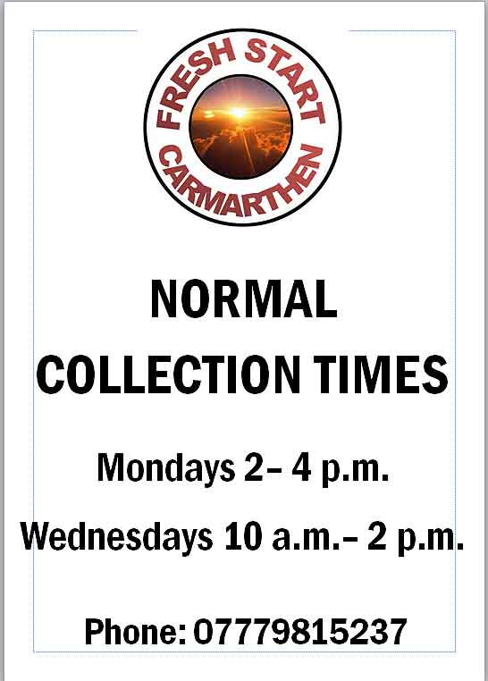 FSC Collection times