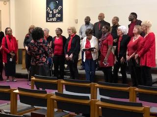 Hearts and Hands Gospel Choir