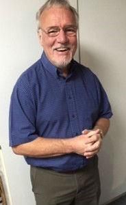 David Ashwell Churchwarden
