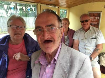 The New Explorers on the Kirklees Light Railway