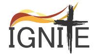 Ignite includes the cross