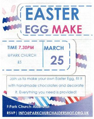 Egg Make