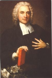 charles wesley picture
