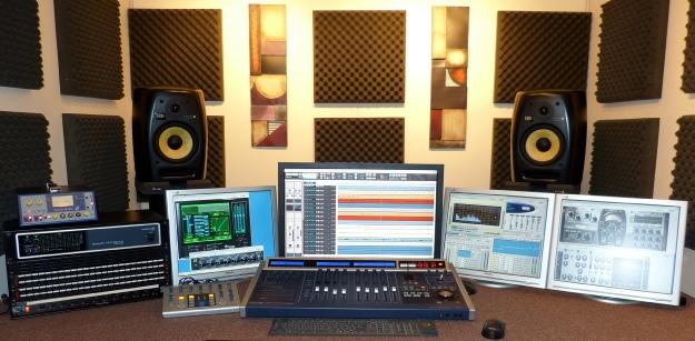Christian Recording Studio