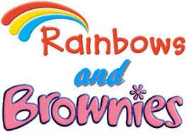 Rainbow and Brownies
