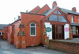 New Longton Church